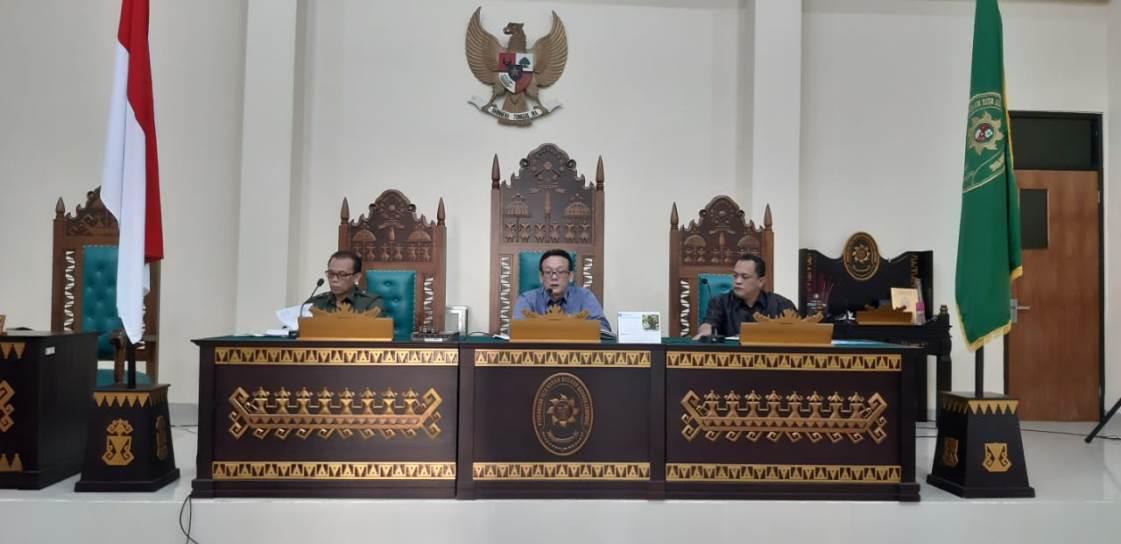 Rapat Evaluasi Bulan Februari 2019
