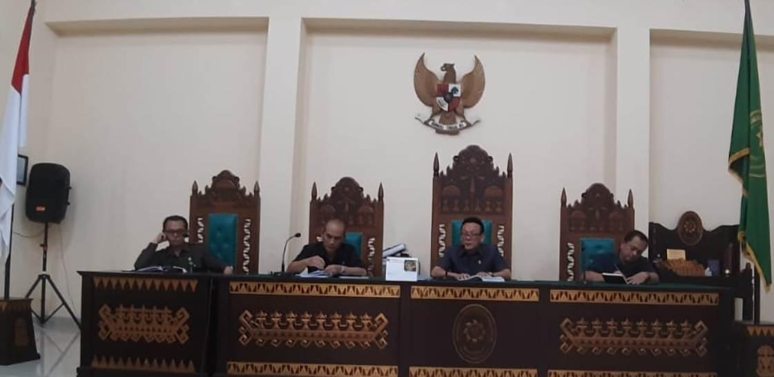Rapat Evaluasi Bulan September 2019
