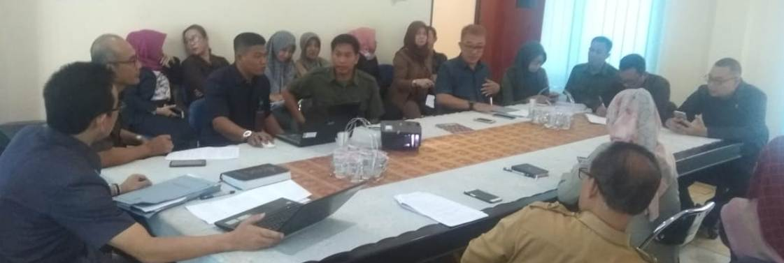 Rapat Pengisian Monitoring Implementasi E-Court – E-Litigasi