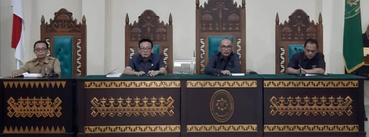 Rapat Evaluasi Bulan Oktober 2019