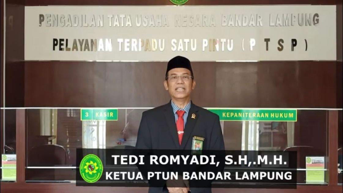 Pembangunan Zona Integritas PTUN Bandar Lampung