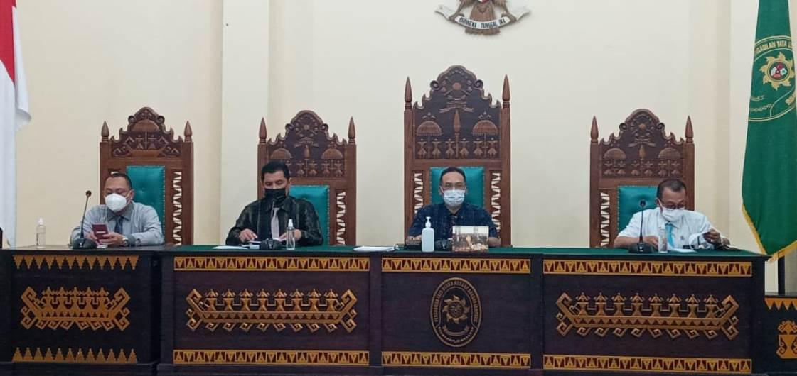 Rapat Pembekalan pembangunan Zona Integritas (ZI) di Lingkungan PTUN Bandar Lampung