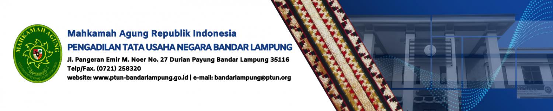 PTUN BANDAR LAMPUNG